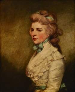 """Miss Fraces Kemble"", de Joshua Reynolds"